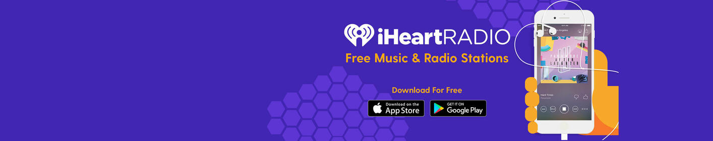 Listen to The New 97.7 on the iHeartRadio App!