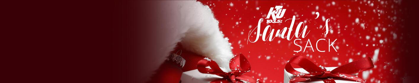 Win KTU's Santa's Sack!