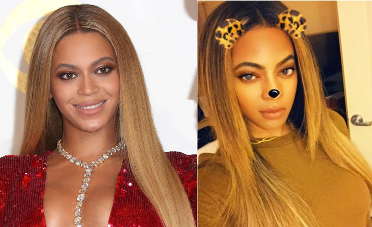 This Woman Looks So Much Like Beyonce Even Jay Z Would Be Confused