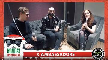 None - Wendy Rollins Interviews X Ambassadors