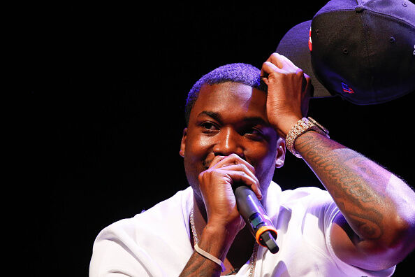 Meek Mill - Getty Images
