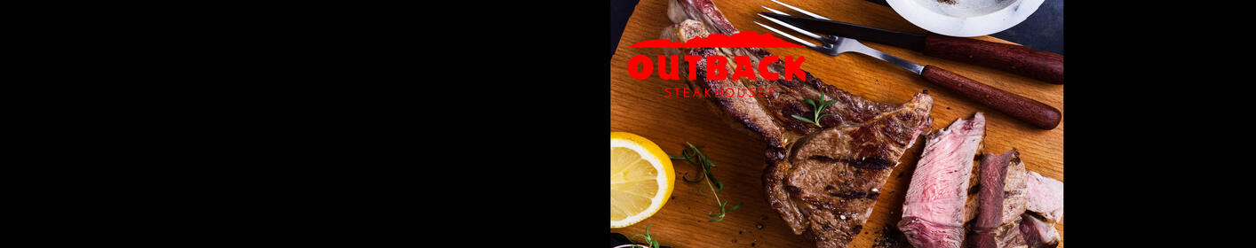 Win  a gift card  to Outback Steakhouse!