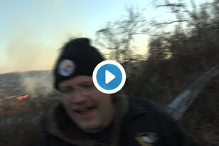 Yinzer Barry gives incredible local TV interview