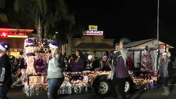 Photos - 102.7 The Wolf Clovis Children's Electrical Parade