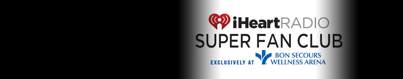 Join the iHeart Super Fan Club at The Well - use promo code iHeart18!