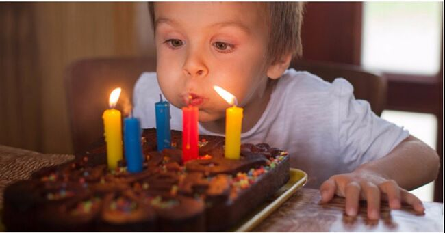 Some Parents Want To Get Rid Of Birthday Candles Not Everyone Is Having It