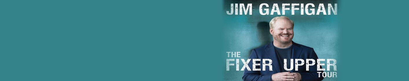 Win tickets to see Jim Gaffigan at The AMP!