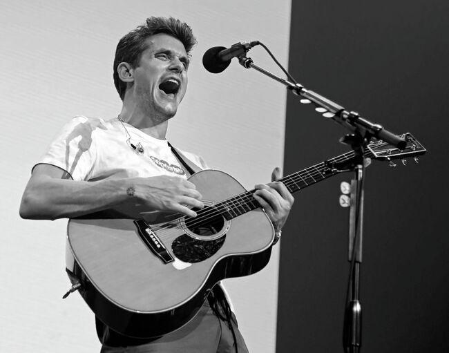 John Mayer - Getty Images