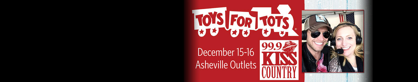 Be a part of our Toys For Tots 36-Hour Marathon Broadcast!