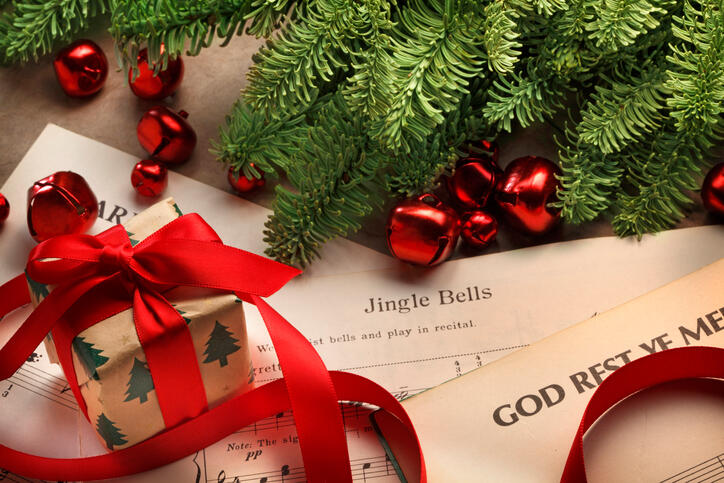 christmas music getty - Best Christmas Song