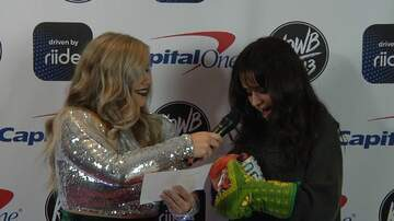 Jingle Ball - WATCH: The Oven Mitt Challenge with Camila Cabello and Falen