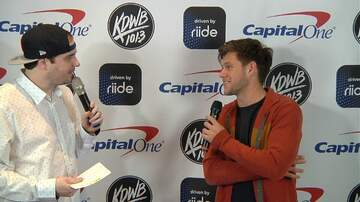 Jingle Ball - WATCH: Zach Dillon Talk to Niall Horan About His Debut Album