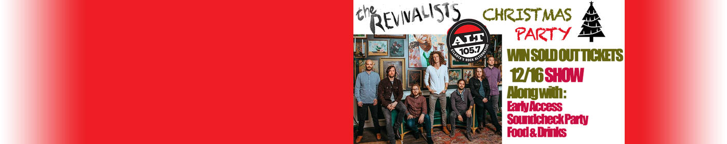 Revivalists Christmas Party