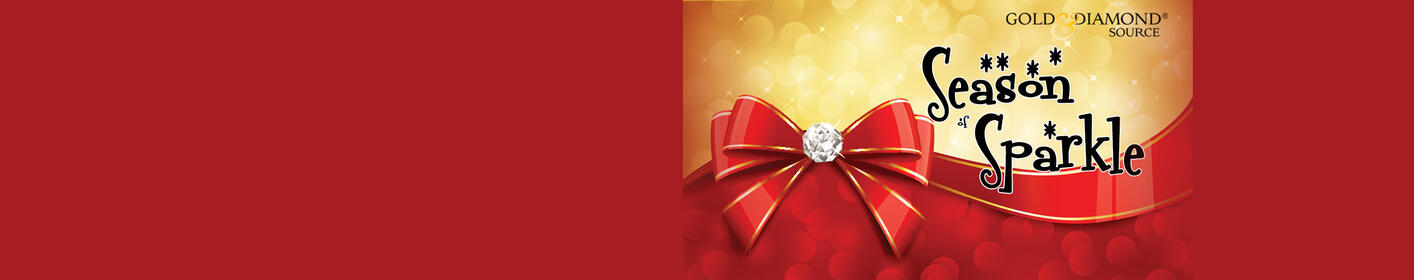 Listen at 6:10p for a chance to win a $1,000 Gold and Diamond Source gift card