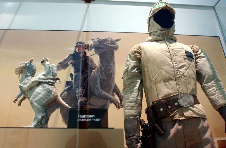 Luke's Hoth Jacket