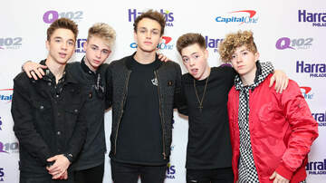 Jingle Ball - Why Don't We Meet + Greet Pics @ Q102 Jingle Ball