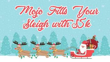 Contest Rules - Mojo Fills Your Sleigh with $5k Rules