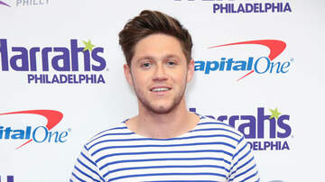 Jingle Ball - Niall Horan Meet + Greet Pics @ Q102 Jingle Ball