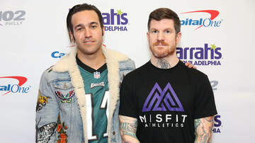 Jingle Ball - Fall Out Boy Meet + Greet Pics @ Q102 Jingle Ball