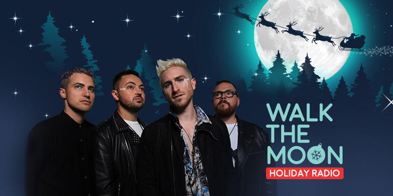 WALK THE MOON's Kevin Ray Once Toured With Whitney Houston