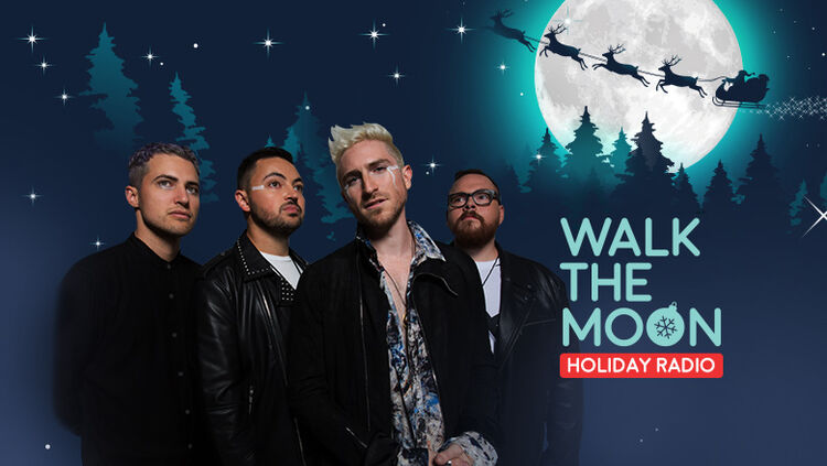Walk The Moon Holiday Radio