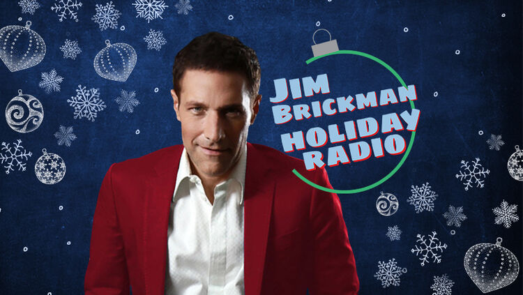 Jim Brickman Holiday Radio