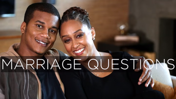 Tony Brown and The Quiet Storm - Tia Mowry and Cory Hardrict Marriage Q&A