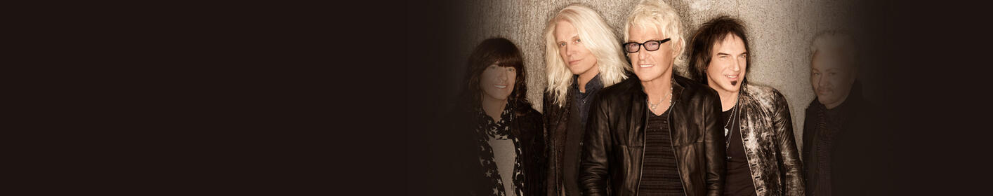 Win tickets to see REO Speedwagon and Styx at JQH!