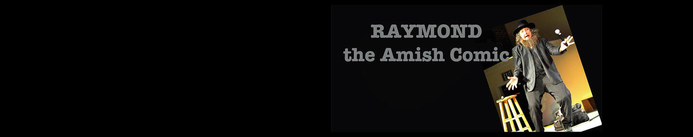 Listen to Bearman and Keith to WIN TICKETS! Raymond the Amish Comic's 'Annual Day After Christmas' @ the Sellersville Theatre