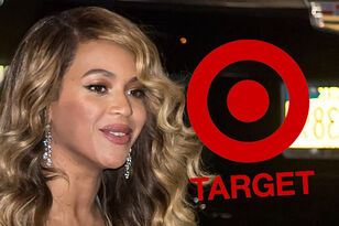 Beyonce Is Just Like Us & Shops At Target!