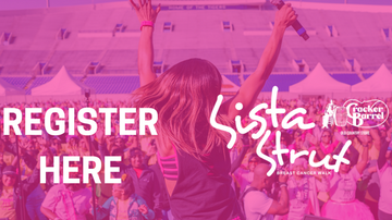 Sista Strut Breast Cancer Walk (1732) - Registration