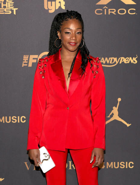 Tiffany Haddish speaks on domestic abuse and miscarriage.