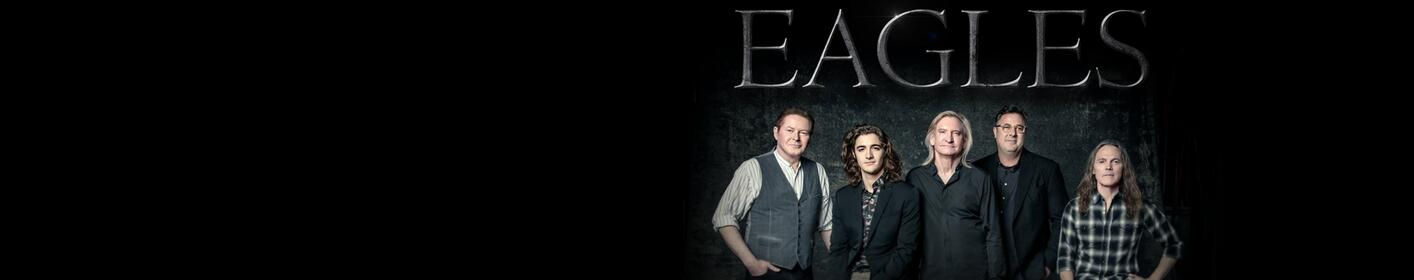 Enter for a chance to win tickets to The Eagles!
