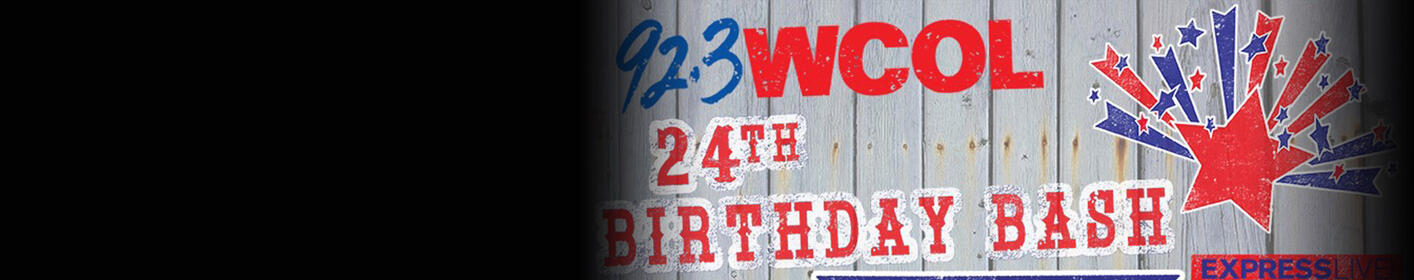 92.3 WCOL Birthday Bash