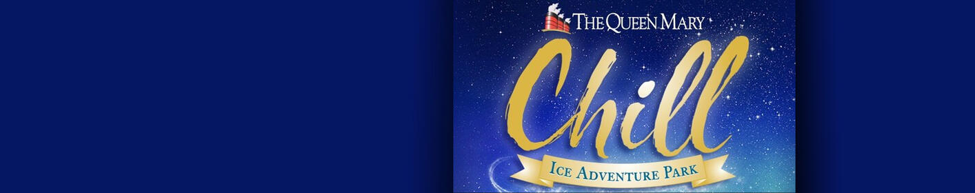 Win tickets to The Queen Mary's CHILL Ice Adventure Park