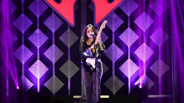 Jingle Ball - Watch Camila Cabello Debut Her New Song 'Never Be The Same' At Jingle Ball