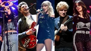 Jingle Ball - Taylor Swift Surprises Jingle Ball With Ed Sheeran & More Highlights