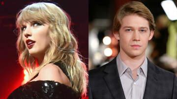 Jingle Ball - Taylor Swift and Joe Alwyn Show Up to Jingle Ball Hand In Hand (PHOTO)