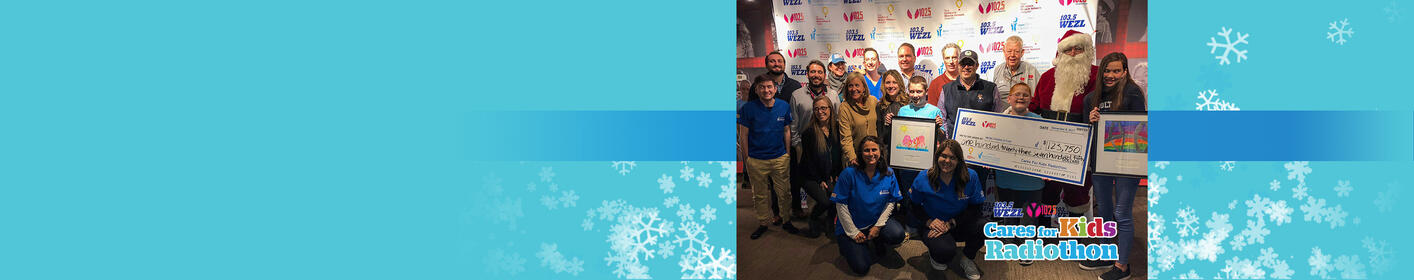 Thanks to everyone who donated! We raised $124K for MUSC Children's Hospital. Watch the reveal!