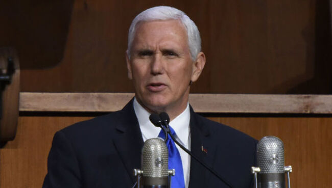 Palestinian President Cancels Mike Pence Meeting Over