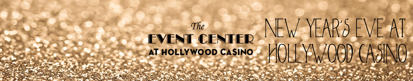 Celebrate the New Year at Hollywood Casino in Charles Town!