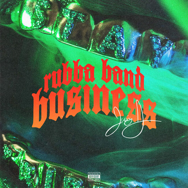 Juicy J - 'Rubba Band Business'