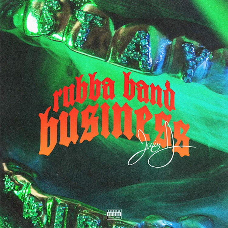 Juicy J - 'Rubba Band Business'