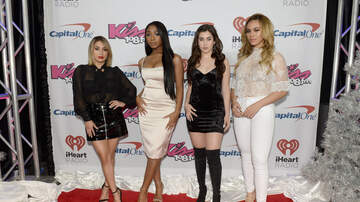 Jingle Ball - Fifth Harmony's Dream Collab? Sam Smith!