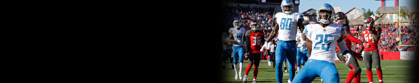 Motown Blues | Buccaneers Fall To Lions 24-21
