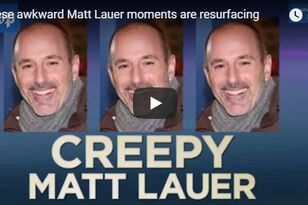 Matt Lauer: Were The Signs There All Along??