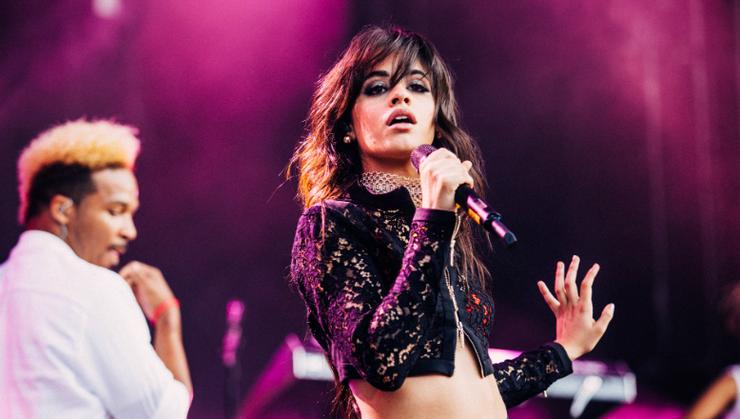 Camila Cabello Received Some Unexpected Feedback During A