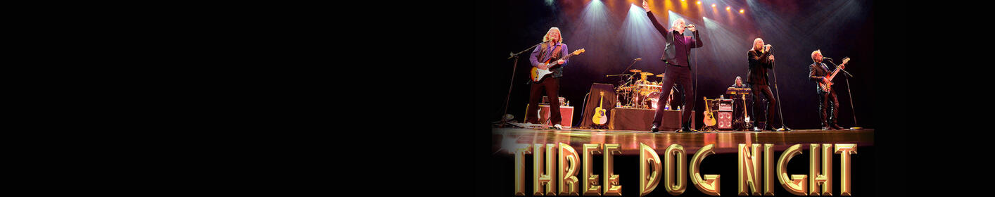 Eagle 102.3 welcomes THREE DOG NIGHT - 5/10 @ Miller Theater!