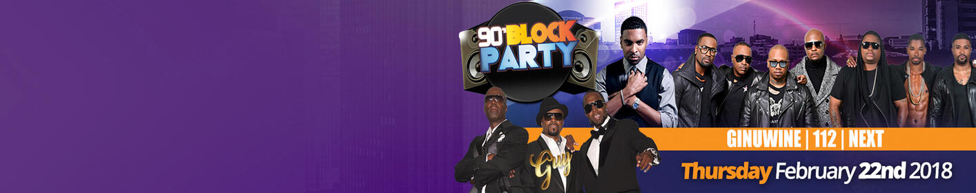 Win: 103.7 The Beat Block Party Tickets!