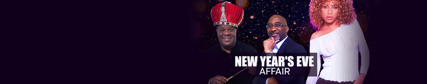 Join Majic 103.7 at The Jewel Event Center for a New Year's Eve Affair!